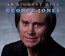 16 Biggest Hits George Jones 0886978310828 CD