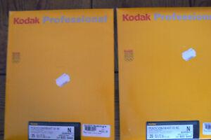 Kodak Professional 35 8x10 Sheets Polycontrast III RC Semi-matte Paper B&W SIP