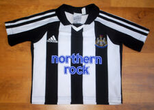 adidas Newcastle United 2003/2004 home shirt (Height 98cm)
