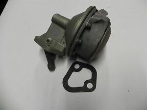 1958-59-60-61 CHEVROLET V8 *REBUILT* VINTAGE FUEL PUMP #4430