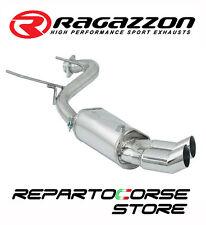 RAGAZZON SCARICO TERM.LE TONDO DTM ALFA GTV 916 SPIDER 2.0 V6 TURBO 148kW 201CV