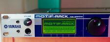 Yamaha Motif-Rack Synthesizer Tonmodul kompatibel mit PLG-Expansionen