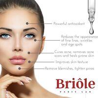 Vitamin C Face & Skin Serum with Hyaluronic Acid Anti Ageing & Anti Wrinkle 30ml