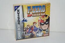 F-Zero: GP Legend  (Nintendo Game Boy Advance GBA) Brand New & Factory Sealed!