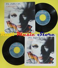 LP 45 7'' IVA ZANICCHI A parte il fatto Capirai 1979 italy TRACCIA no cd mc dvd