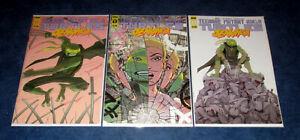 JENNIKA #1 2 3 1st print set teenage mutant ninja turtles IDW comic 2020 NM lot