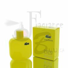 Lacoste Jaune (Yellow) M 50ml Boxed