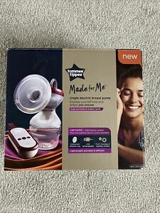 Tommee Tippee Made for Me Single Electric Breast Pump - USB Rechargeable - Used