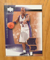 Stephon Marbury 2003-04 Upper Deck Sweet Shot Game Jersey