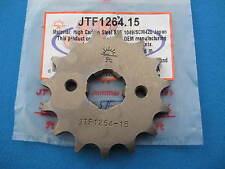 HONDA  XR125   FRONT GEARBOX SPROCKET  15 TEETH ( - 2 )  2003 - 2007
