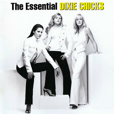 DIXIE CHICKS (ESSENTIAL - GREATEST HITS 2CD SET SEALED + FREE POST)