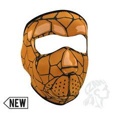 Rock monster stone Zan Headgear WNFM079 neoprene full face mask costume thing