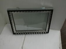 16 x 12 Duct Access Panel W/ Reinforced Glass / Cam Lock