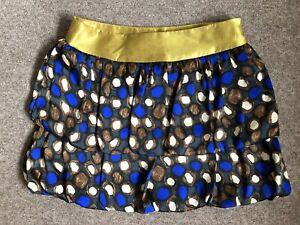Soo Lee 80's Style Rara Skirt Size M