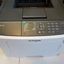 Lexmark M1145 Workgroup Monochrome Laser Printer 3084706 Gigabit Ethernet - demo