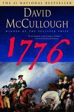 1776 David McCullough 2006-Sc/1st/New Condition.
