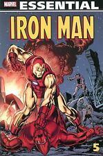 Essential Iron Man Vol 5  Mantlo Gerber Tuska Esposito Wein Trimpe 2013, TPB