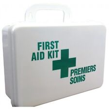 1-50 Employee-Canadian Workplace First Aid Kit-Quebec Regulation First Aid Kit.