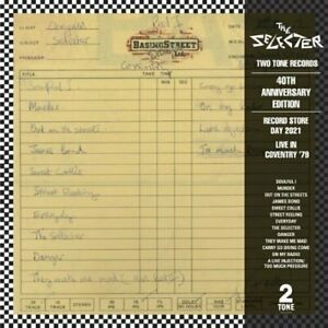 THE SELECTER LIVE IN COVENTRY '79 RSD NEW SEALED COLOURED VINYL LP IN STOCK
