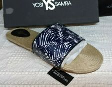Yosi Samra Women's Flip Flops / Sandals Size 9 - Hand Stitched W/ dust cover