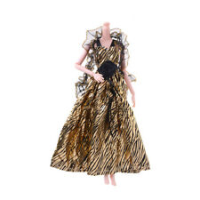 Fashion Party Princess Dresses/Evening Clothes/Gown For Barbie Doll JB