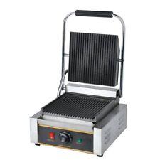 Vic 220v Electric Press Griddle Nonstick Cooking Machine For Kitchen Restaurant