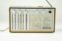 Radio Telefunken Atlanta de Luxe Weltempfänger Transistor Koffer 60er
