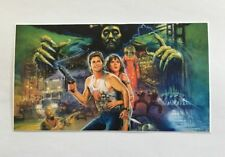 Big Trouble In Little China Sticker