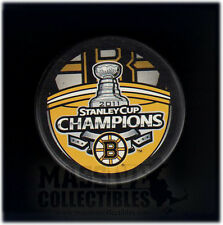 Boston Bruins 2011 Stanley Cup Champions Souvenir Hockey Puck New NHL