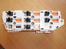 7-Fachschalter Tastatur Programm 9-DFX-G/50 646.184.814 AEG Öko Favorit 5060