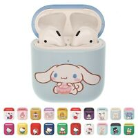 Sanrio Hello Kitty My Melody Cinnamoroll AirPods Case Protective Hard PC Cover