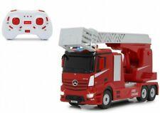 RC Feuerwehr Auto mit Drehleiter Feuerwehrauto Mercedes Antos 2,4 GHz <<LKW>>