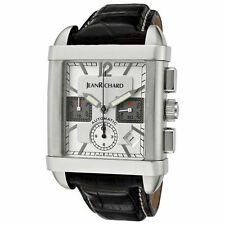 Mechanical (Hand-winding) Silver Case Wristwatches