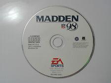 MADDEN NFL 98 gioco per PC 1 CD senza custodia (no OVP) forse lingua inglese