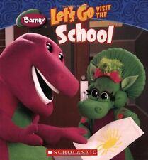 Lets Go Visit The School (Barney)