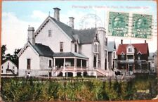 St. Hyacinthe, Quebec 1917 Postcard: Patronage St. Vincent de Paul - Canada