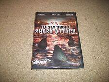 DVD, shark attack, jersey shore, film horreur, neuf