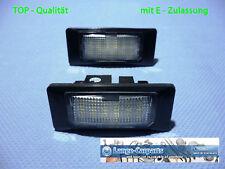 LED Set Kennzeichenbeleuchtung VW GOLF VI VII Plus JETTA TOUAREG TOURAN SHARAN