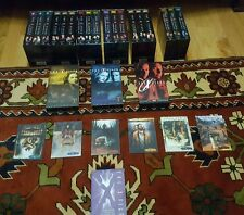 X-FILES VHS Collector's Lot Videos Boxed Sets Cards Seasons 40+ Episodes Movie