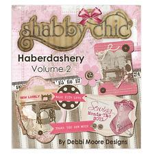Debbi Moore Shabby Chic Haberdashery Volume 2 CD ROM (327621)