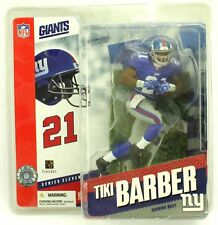 TIKI BARBER NY Giants McFarlane Sportspicks Series 11 NFL Figure 2005
