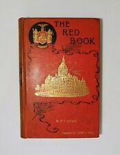 1893 The Red Book - New York, Legislative Manual of the State, Illust