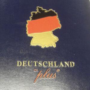   Deutschland PLUS kompletter Jahrgang 2004 Eckrand gestempelt