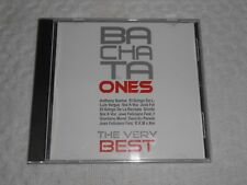 CD- BACHATA ONES / THE VERY BEST  / tested