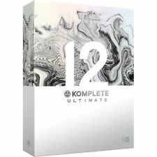 Native Instruments - Komplete 12 - Ultimate Collector's Edition