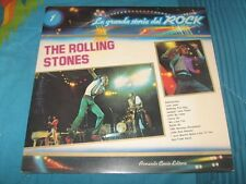 AA.VV. - LA GRANDE STORIA DEL ROCK VOL.1 The Rolling Stones LP