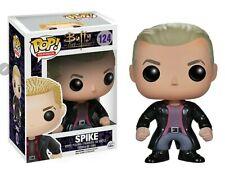 New ListingFunko Pop! Television Buffy The Vampire Slayer Spike Vinyl Figure #124 vaulted