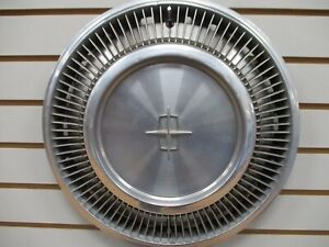 1974 - 1978 LINCOLN CONTINENTAL Wheel Cover Hubcap OEM #720