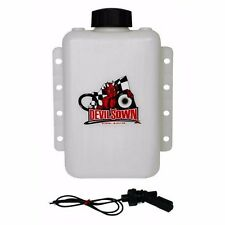 Devils Own 4 Quart Methanol Tank and Float Sensor Switch