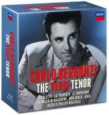 Carlo Bergonzi - Verdi Tenor [New CD] Boxed Set
